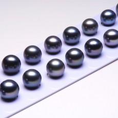 PL0046 해수(타히티)흑진주 10mm