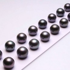 PL2153 해수(타히티)흑진주 13mm